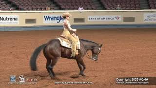 2020 AQHA 14-18 Horsemanship