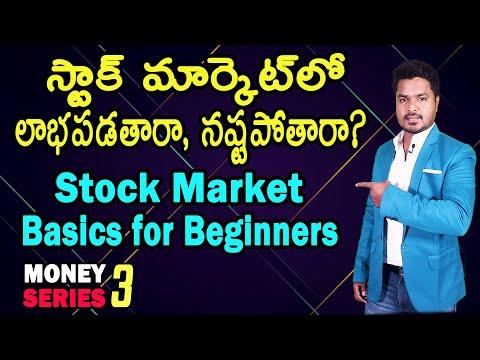 Stock Market Basics For Beginners   Stock Market Trading In Telugu   DEMAT   Vikram Aditya   #EP226