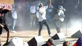 ASAP Rocky brings out School Boy Q for Brand New Guy
