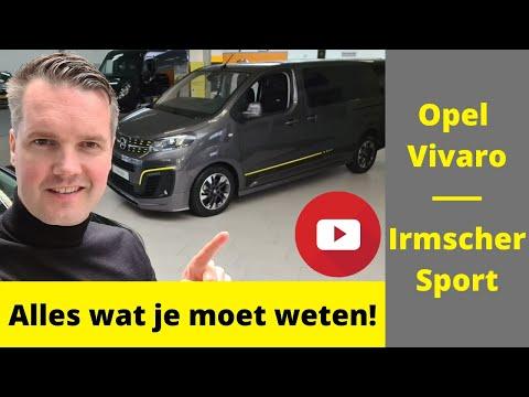 Opel Vivaro 2.0 CDTI L3H1 Dubbel Cabine Irmscher Sport +5 jaar garantie, 5 jaar gratis onderhoud én 5 jaar 0% rente