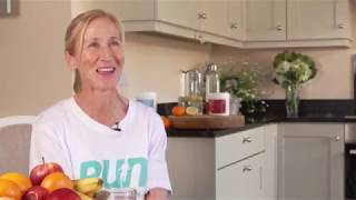 Catherina McKiernan talks about the health supplements that are essential for her