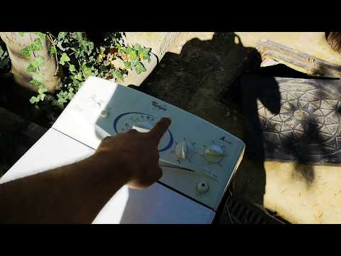 Диагностика стиральной машины Whirlpool