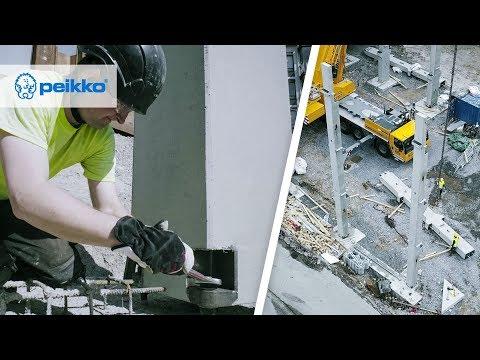 PEC® Column Shoe | Peikko Group