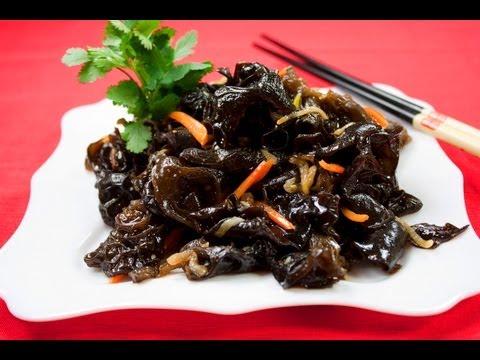 Салат из грибов Моэр видео рецепт
