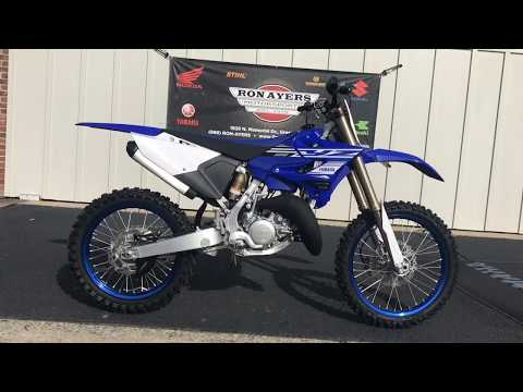 2019 Yamaha YZ125 in Greenville, North Carolina - Video 1