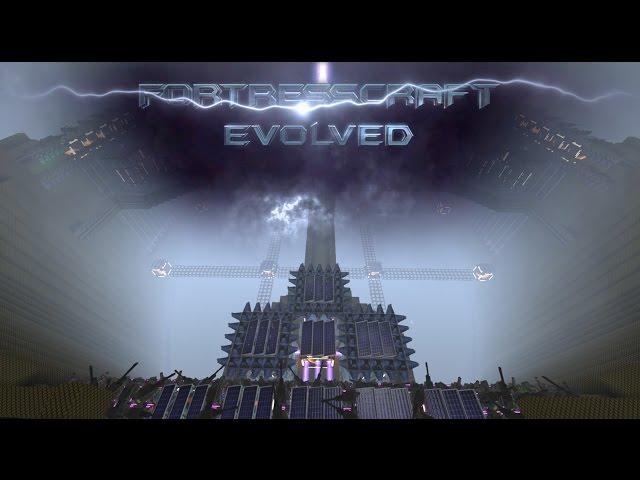 Видео к игре FortressCraft Evolved!