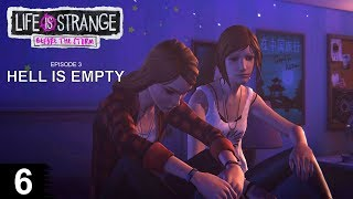 Life is Strange: Before the Storm - Ep 3 Part 6 (Blind Let's Play)