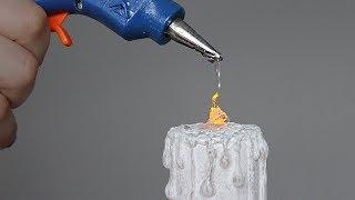 3 Hot Glue Gun Life Hacks For Crafting