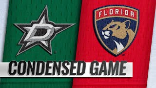 02/12/19 Condensed Game: Stars @ Panthers