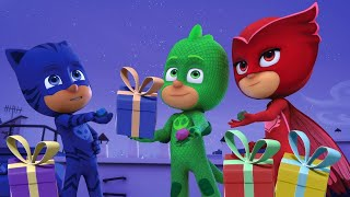 PJ Masks Toy Videos | 2.5 HOUR CHRISTMAS SPECIAL ❄️PJ Masks Christmas Special ❄️PJ Masks Official