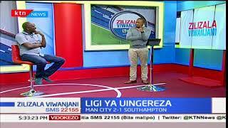 Klabu bingwa ya Manchester City yazidi kutesa kileleni mwa ligi kuu Uingereza