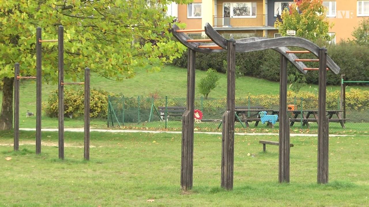 Nowe oblicza sieradzkich parków