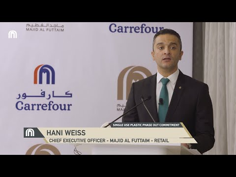 Majid Al Futtaim Rules Out Single-Use Plastic by 2025