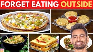 7 Healthy Restaurant Style Special Treat Ideas (Vegetarian)