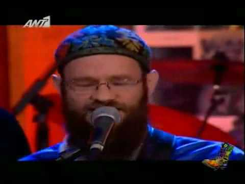 groundation performing new song in greek tv