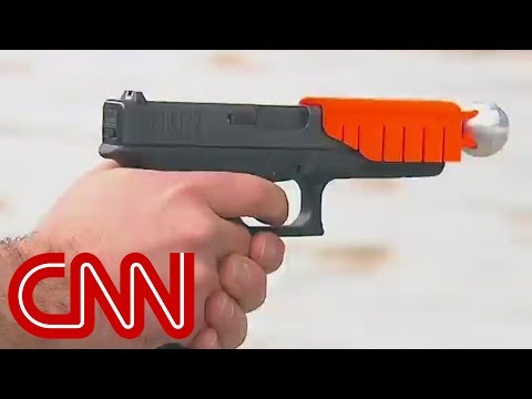 A bullet attachment that could save lives