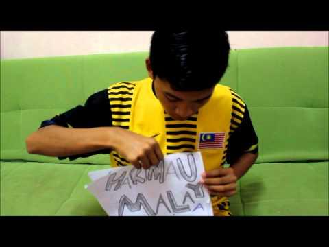 Vlog 5 : Malaysia VS Jepun (Kelayakan Olimpik 2012)