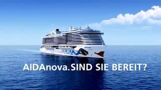 AIDAnova: Die große Taufparty in Papenburg