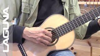 Marfione Guitars CNC Customer Story - Laguna Tools