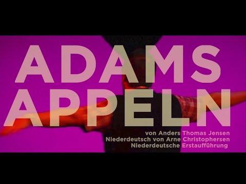 ADAMS APPELN von Anders Thomas Jensen - Premiere 11.02.2018