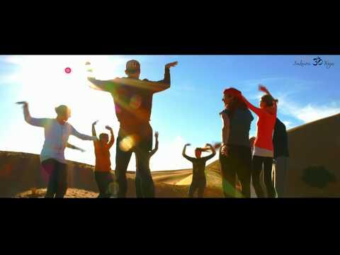 Erleben Sie inspirierende Momente mit Sahara Yoga!