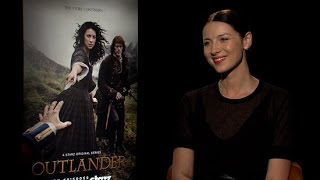 Caitriona Balfe Interview: The Exact Moment She Knew Outlander Was a Hit