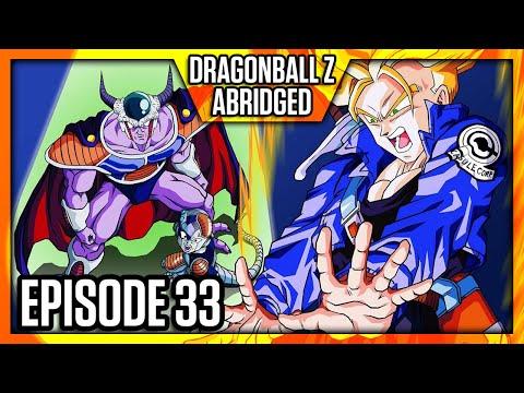 DragonBall Z Abridged: Episode 33 - TeamFourStar (TFS)