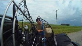 preview picture of video 'volando con el system'