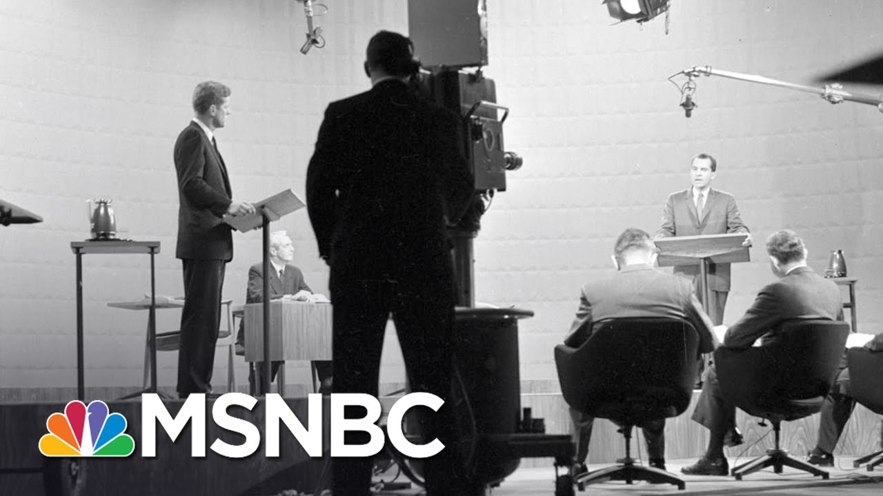 How Debates Can Define Presidential Elections | Morning Joe | MSNBC thumbnail