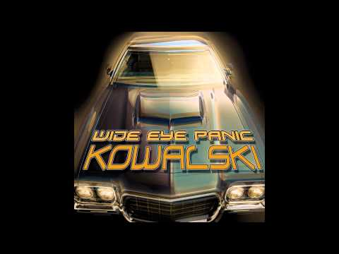 "WIDE EYE PANIC - ""Kowalski"" - 2012"