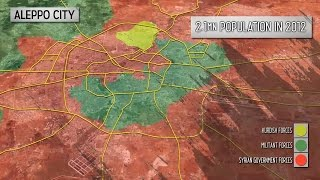 Осада Алеппо: почему штурм еще не завершен? Русский перевод.
