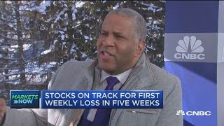 Watch CNBC's full interview with Vista Equity CEO Robert F. Smith - Davos 2019