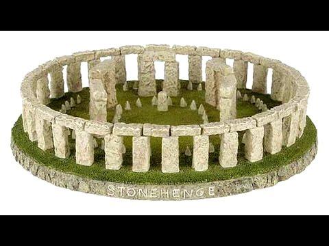 Стоунхендж - загадка древнего мира