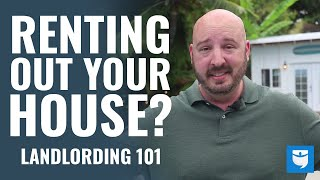 Five Tips For Renting Out Your House | Landlording 101