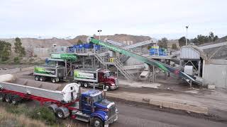 Introducing Alex Fraser's Sustainable Asphalt And Glass Recycling Plants
