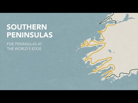 The Wild Atlantic Way: Southern Peninsulas