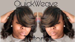 Detailed  Quick Weave Tutorial  No Leaveout