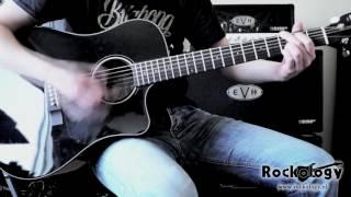 Acda en de Munnik - Het regent zonnestralen (gitaar cover)