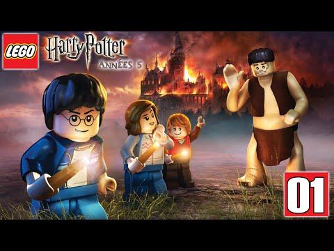 Vidéo LEGO Jeux vidéo PS3LHP57 : Lego Harry Potter : Années 5 à 7 PS3