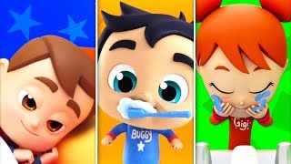 This Is The Way Nursery Rhymes For Kids | Songs For Children & Babies By The Supremes