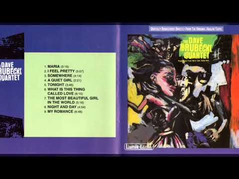 Dave Brubeck Quartet - Somewhere