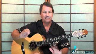 The Maker Makes - Rufus Wainwright - Guitar Lesson