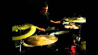 Burn The Sun - Ark - Drum Cover - Alessandro Castellano