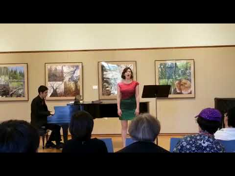 Let's Call the Whole Thing Off- Excerpt. With At Last Jazz Ensemble, July 2019