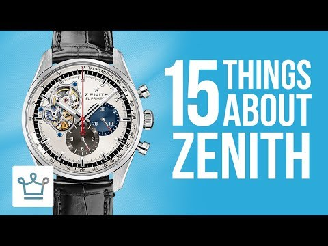 15 Things You Didn't Know About ZENITH