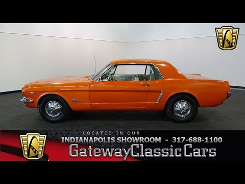 Video of 1965 Ford Mustang - $20,995.00 - MB4P