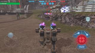 War robots test server 4.4.0(520)