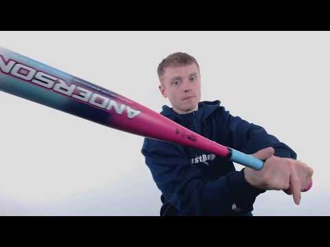 2018 Anderson RockeTech -12 Youth Fastpitch Softball Bat: FP18TECH12