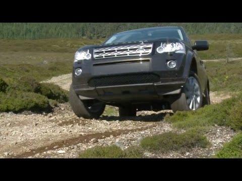 ► 2013 Land Rover Freelander 2 - TRAILER