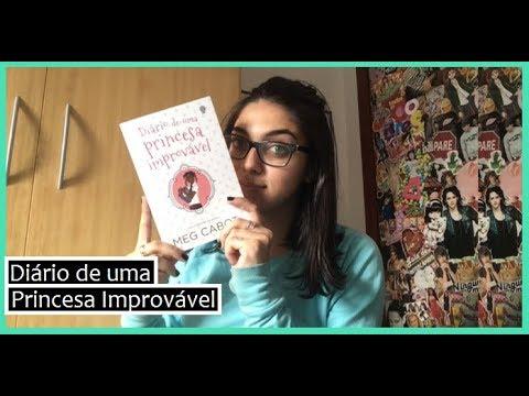 Resenha #18: Diário de Uma Princesa Improvável | Bruna Fazio